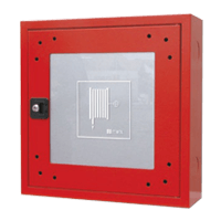 Wall Hydrant Cabinet VH0019
