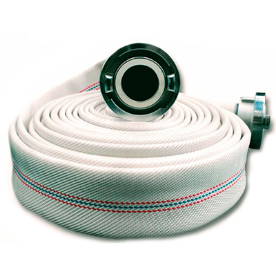 "Fire hose Pastor Premium ""B"" Ø75 mm/15m with connectors"