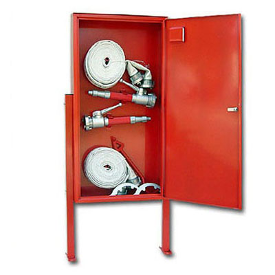 SELF-STANDING HYDRANT CABINET FOR SURFACE HYDRANT OH-N SET VH0021