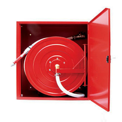 WALL HYDRANT CABINET WITH A DRUM - EURO CABINET