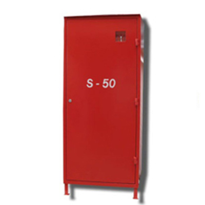 CABINET FOR FIRE EXTINGUISHER S50