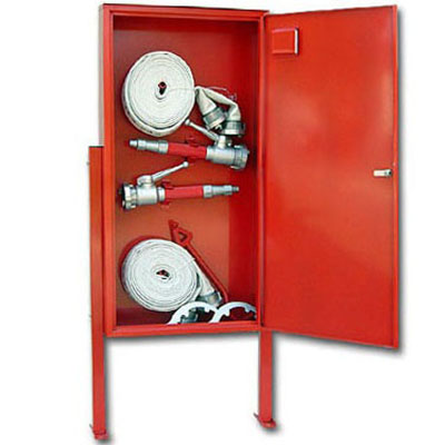 SELF-STANDING HYDRANT CABINET FOR SURFACE HYDRANT OH-N SET